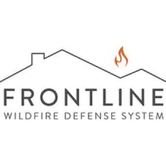 Frontline Wildfire Defense  logo