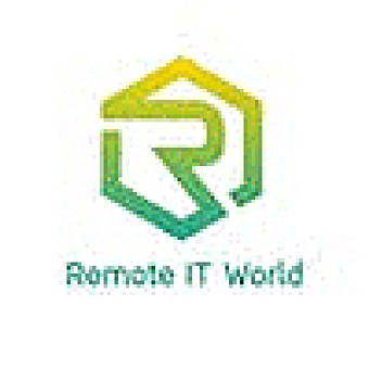 Remote IT World  logo