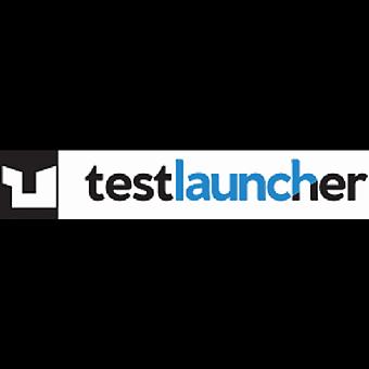 TestLauncher logo