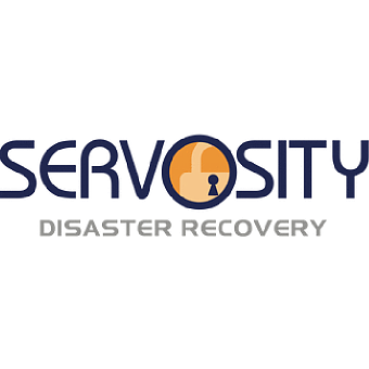 Servosity logo