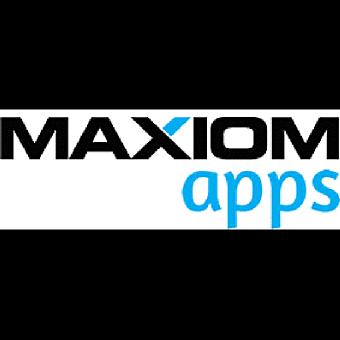 Maxiom Apps logo