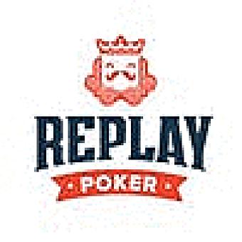 Replay Poker logo