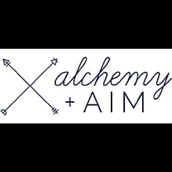 Alchemy + Aim logo