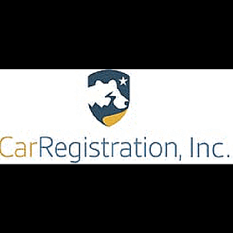 Car Registration, Inc. logo