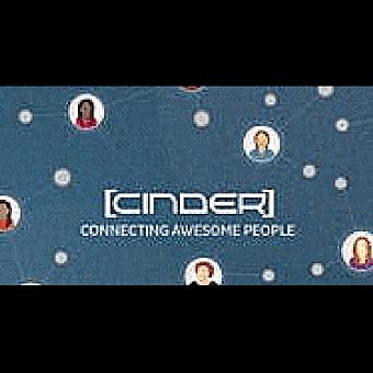 Cinder Staffing logo