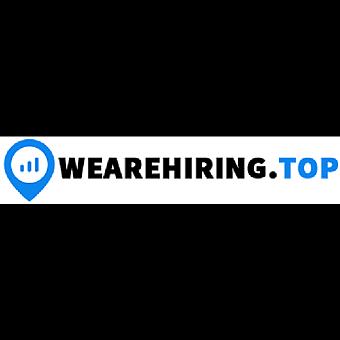 We are hiring top freelancers logo