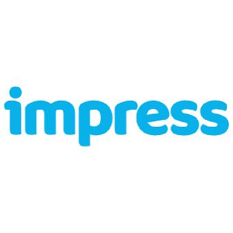 Impress Websites logo